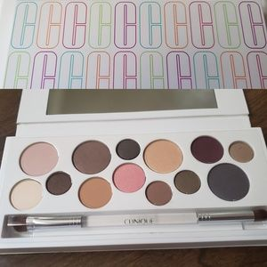 Clinique All About Shadow 13 pan palette